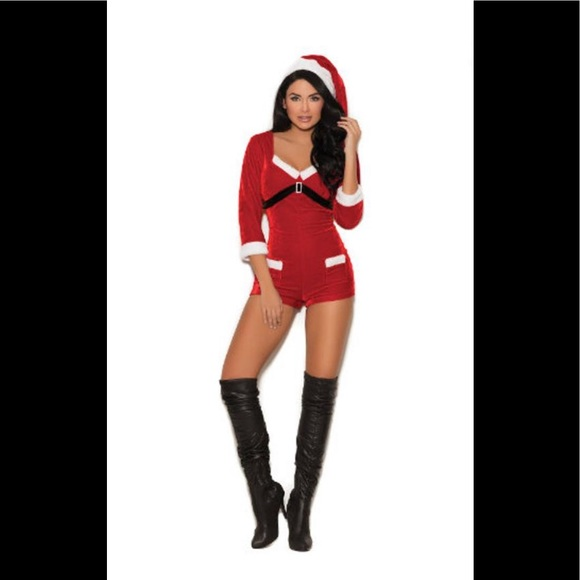Santa's Holiday Cutie Outfit